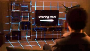 Illumi Room von Microsoft Research - Trailer