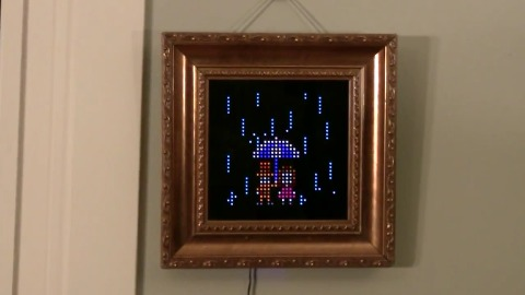 Pixel - Animationen von Kirk Barnett