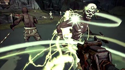 Borderlands 2 - Sir Hammerlock's DLC (Launch)