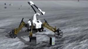 Roboterduo Rimres - DFKI