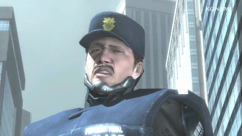 Metal Gear Rising Revengeance - The Ripper