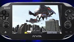 Earth Defense Force 2017 Portable für Vita