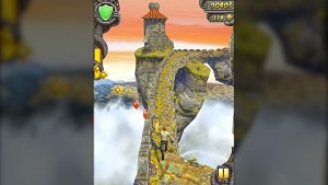2.000-Meter-Lauf in Temple Run 2 (iOS)
