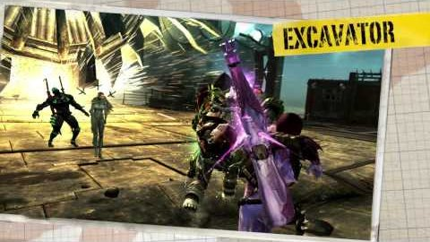 Anarchy Reigns - Trailer (Action Trigger Events)