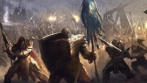 The Elder Scrolls Online - Trailer (Alliances at War)