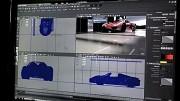 Caustic Visualizer für Maya - Porsche 918 Spyder