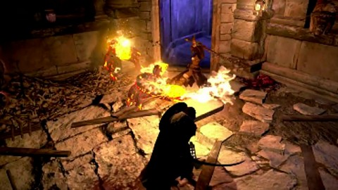 Dragon's Dogma Dark Arisen - Trailer (Gameplay)
