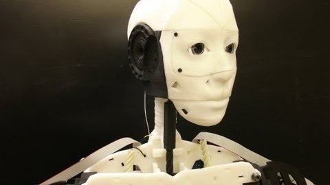 Roboter aus dem 3D-Drucker