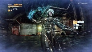 Metal Gear Rising Revengeance - Zandatsu