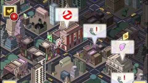 Ghostbusters für iOS - Trailer (Gameplay)