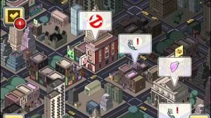 Ghostbusters für iOS - Trailer (Gameplay)