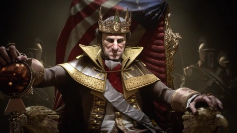 Assassin's Creed 3 - Trailer (George Washington, DLC)