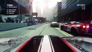 Grid 2 - Trailer (Gameplay, Chicago)