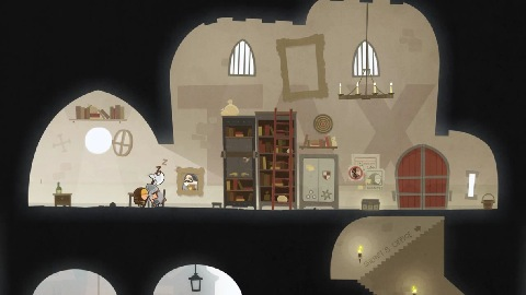 Tiny Thief - Trailer (PC, iOS)