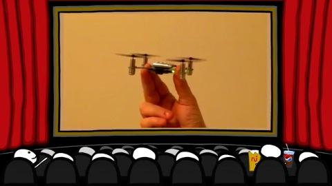 Kameradrohne Mecam - Trailer