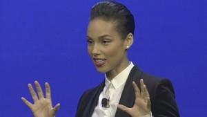 Alicia Keys wird Creative Director von Blackberry