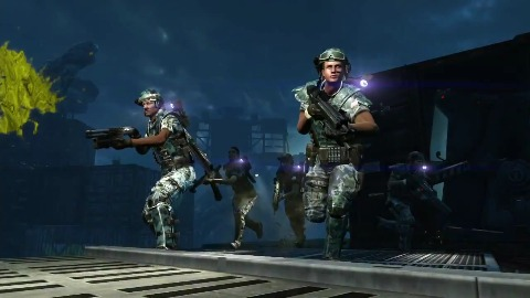 Aliens Colonial Marines - Trailer (Tactical Multiplayer)