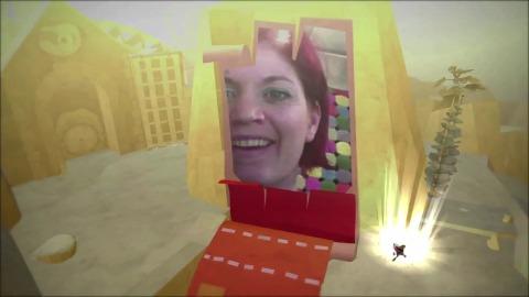 Tearaway - Trailer (Sogport, Gameplay)