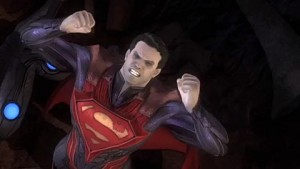 Injustice Gods Among Us - Trailer (Story)
