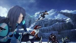 Phantasy Star Online 2 für Vita - japanischer Trailer