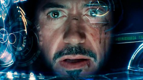 Iron Man 3 - Filmtrailer (Super Bowl 2013)
