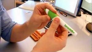 Lernstift - erster Prototyp