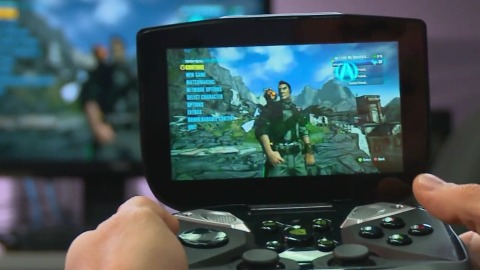 Nvidia Shield - Streaming-Demo mit Borderlands 2