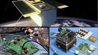 Strand-1 - der erste Satellit mit Smartphone