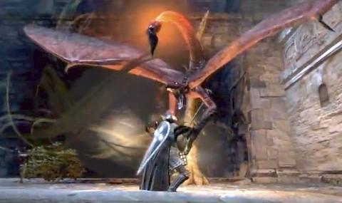 Dragon's Dogma Dark Arisen - Trailer (Gegner)