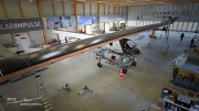 Demontage des Solarflugzeugs HB-SIA - Teil 1