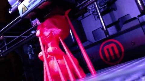Von der App auf den 3D-Drucker