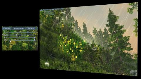 Grafikbenchmark Unigine Valley ausprobiert