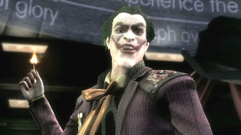Injustice Gods Among Us - Joker vs. Luthor
