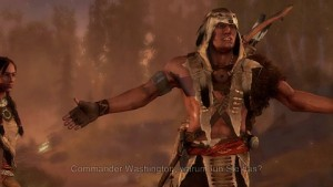 Assassin's Creed 3 - Washington-DLC (Launch)