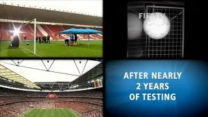 Torlinientechnik - die Fifa stellt zwei Systeme vor