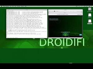 Droidifi vom Entwickler vorgestellt