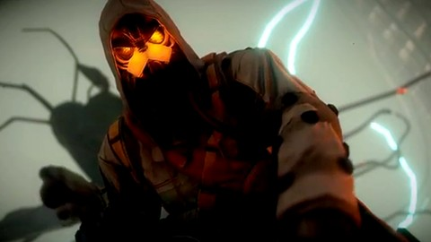 Killzone Shadow Fall - Live-Demo (PS4)