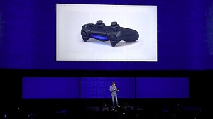 Sony zeigt Dual-Shock-4-Controller