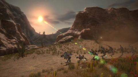 Final Fantasy 14 2.0 - Trailer (Exploration)