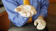 Menschliches Ohr aus dem 3D-Drucker