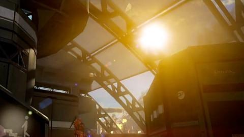 Halo 4 Trailer Majestic Map Pack Landfall Video Golem De