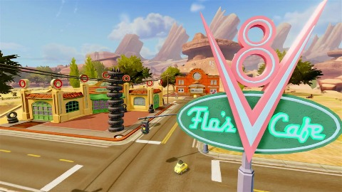Disney Infinity - Trailer (Cars Play Set)