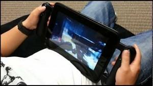 Crysis 3 auf dem Razer Edge gespielt