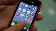 Alcatel One Touch Fire mit Firefox OS (MWC 2013)