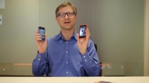 Jay Sullivan von Mozilla spricht über Firefox OS