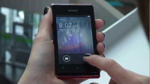 Sony zeigt Firefox OS auf dem Xperia E
