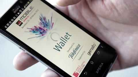 NFC beim Mobile World Congresss 2013 ausprobiert
