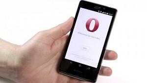 Opera Mobile für Android mit Webkit-Engine ausprobiert