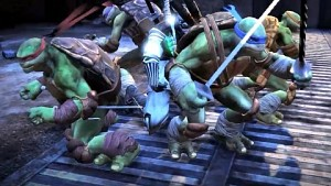 Ninja Turtles Aus den Schatten - Teaser (Gameplay)