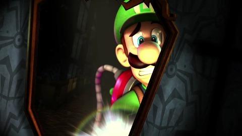 Luigi's Mansion 2 - Trailer (Gameplay)